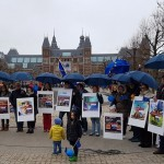 3 september 2017 is Pulse of Europe in Amsterdam weer actief