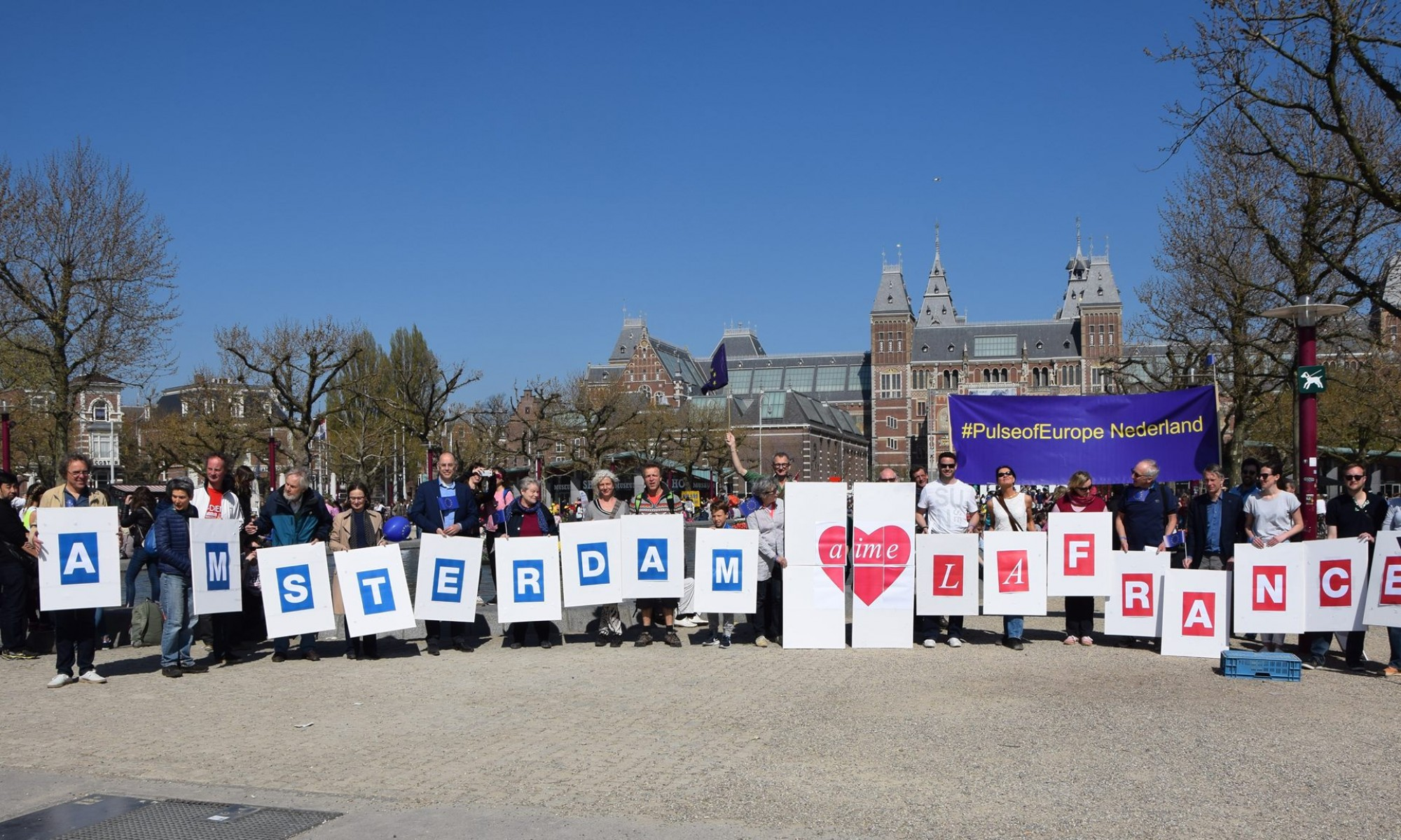 Amsterdam Pulse Of Europe